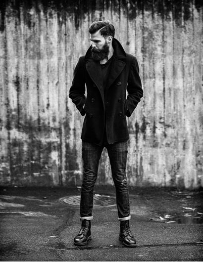 Picture of Hipster Men Coat
