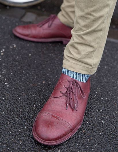Picture of Lumber Style Men Shoes